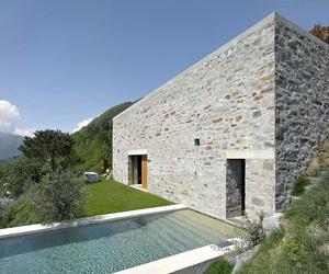 Brione House by Wespi Jérôme de Meuron Architetti