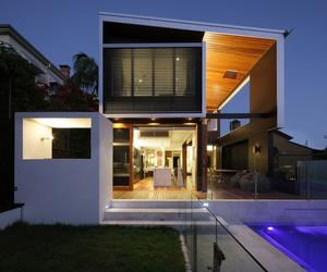 Browne Street House by Shaun Lockyer Architects