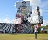 The Giant art of Lula Goce