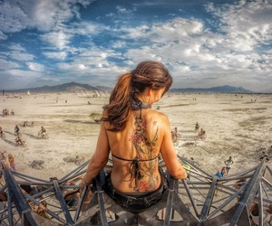 Burning Moments – Burning Man 2014 by Ari Fararooy