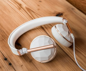 Caeden Headphones Inspired by NYC's Architecture