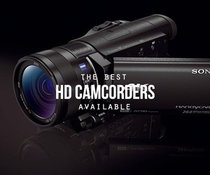 The Best HD Camcorders