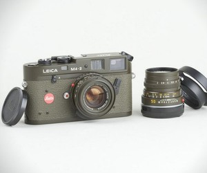 Leica M4-2 Safari Camera
