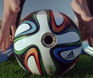 Adidas Camera Soccer Ball
