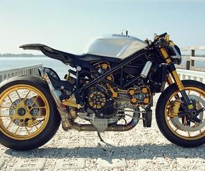 Custom Ducati 1098 Bike