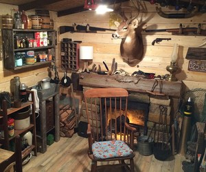 Ultimate Man Cave Built For $107