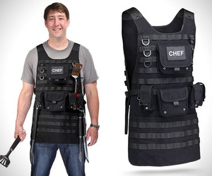 Tactical Grill Apron
