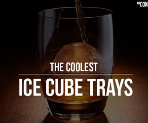 Creative Ice Cube Trays