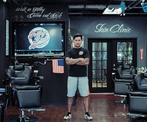 Cuts – Barber Shops of New York City by F. Bohbot