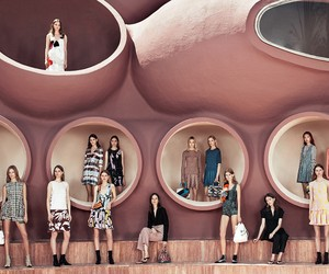 Dior's 2016 Cruise Show at the Palais Bulles