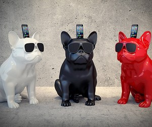 Bulldog iPhone Speaker