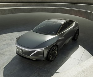 Nissan IMs Concept Unveiled At NAIAS 2019