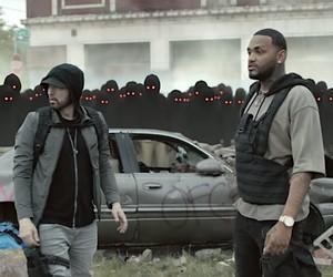 "Eminem x Joyner Lucas - ""Lucky You"" // Video"