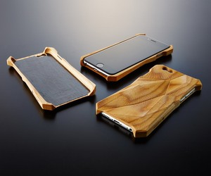 Hibiki Your Next iPhone 6 Wooden Case for Sound