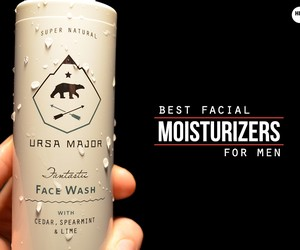 Best Moisturizers for Men