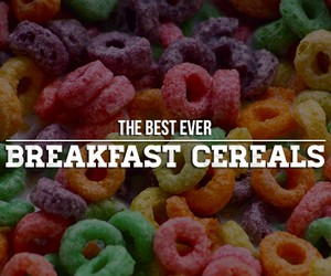 Greatest Cereals Ever
