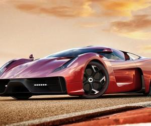 2014 Ferrari Project F Concept