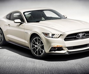 2015 Mustang 50-Year Limited Edition