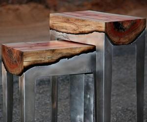Wood & Aluminum Furniture