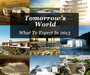 Tomorrow's World: What To Expect in 2013