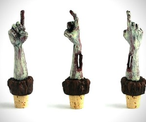 Zombie Wine Cork