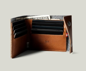 Hard Graft Snap Wallet Classic