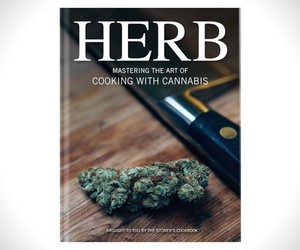 Herb Gourmet Cannabis Cookbook