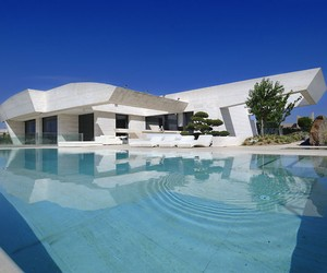 Contemporary Residence in Pozuelo de Alarcón