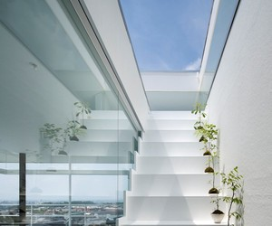 HOUSE NARA-ZAKA BY YOSHIAKI YAMASHITA