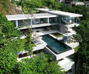 Villa Amanzi House in Thailand