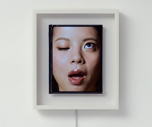Human Face Clock shows what Time it is