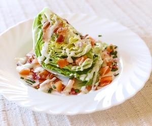 Iceberg Wedge Salad