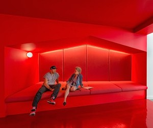 Inside Beats by Dre Office in Silicon Valley