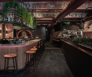 Jackrose – Table & Club, Montréal / IVYSTUDIO