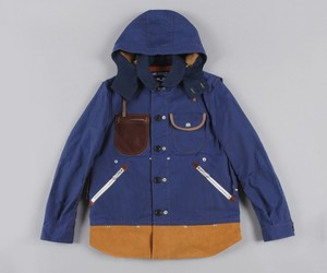 Junya Watanabe Man X Seil Marschall work jacket