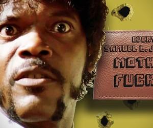 Samuel Jackson Motherf*cker Supercut