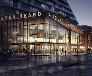New James Beard Public Market in Portland