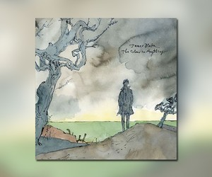 "James Blake ""I Need A Forest Fire"" ft. Bon Iver"
