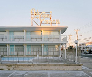 Photographer take us in an New-Jersey's resort