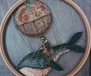 Awesome Embroidery by Katerina Marchenko