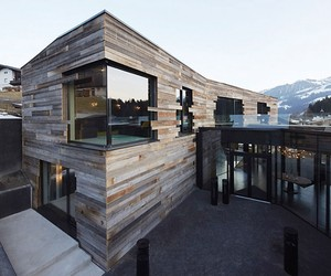 Kitzbuehel Mansion by Splendid Architecture