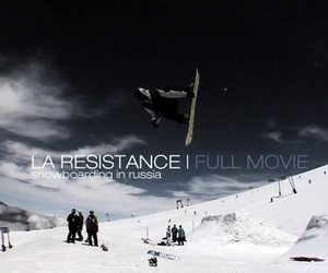 LA RESISTANCE | FULL MOVIE, Snowboarding in Russia