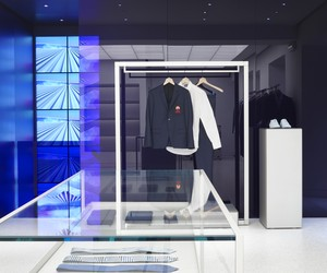 Kenzo's creative directors craft Milan flagship st