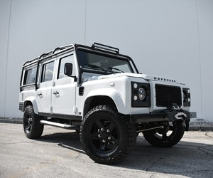 Land Rover Project Alpine
