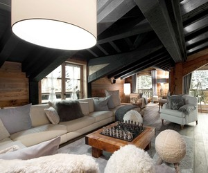 Petit Chateau, a Luxury Ski Chalet in Courchevel