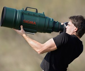 Ultra-Telephoto Zoom Lens | Sigma