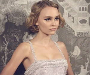 LILY ROSE DEPP IS THE NEW FACE OF CHANEL N°5 L'EAU