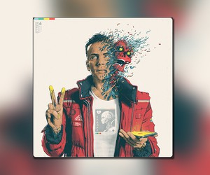 "Logic - ""Confessions Of A Dangerous Mind"" / Stream"