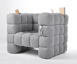 Get Yourself And Your Stuff Lost In This Sofa