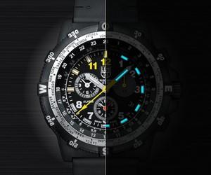 Luminox Recon Leader chronograph
